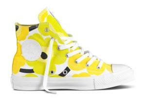 My favorite pair of Marimekko Converse from the Spring 2013 collection