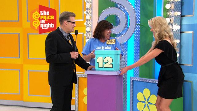 The Price Is Right - Celebrating Birthday Son
