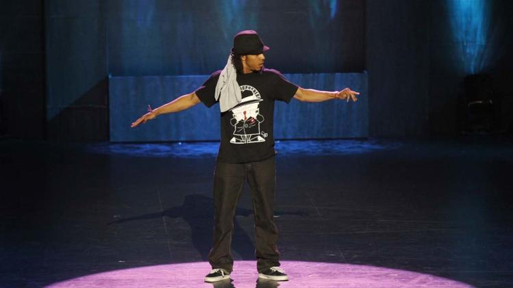 "Snap Boogie (dancer) is one of the Top 48 acts on Season 6 of ""America's Got Talent."""