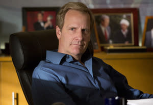 Jeff Daniels, <i>The Newsroom</i> | Photo Credits: Melissa Moseley/HBO