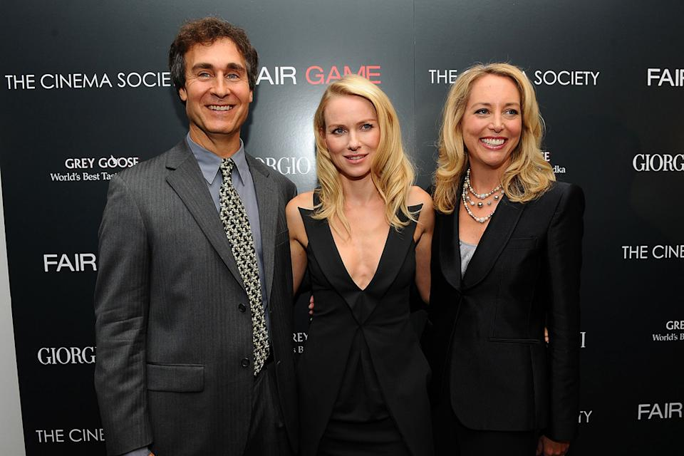 Fair Game NYC Screening 2010 Doug Liman Naomi Watts Valerie Plame