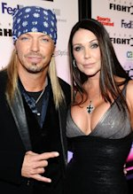 Bret Michaels, Kristi Gibson | Photo Credits: Michael Buckner/Getty Images