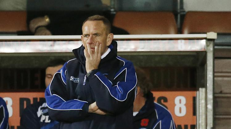 Kenny Shiels' Kilmarnock side defeated Queen of the South on Saturday