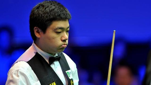 Snooker - Ding progresses to Indian Open final