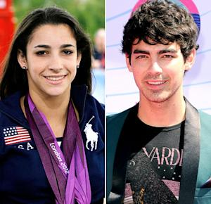 "Aly Raisman ""I'd Go on a Date With Joe Jonas!"""