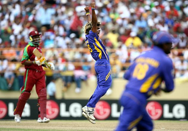 ICC Cricket World Cup Super Eights - West Indies v Sri Lanka