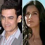 Aamir Khan Turns Santa Claus For 'Dhoom 3' Co-Star Katrina Kaif