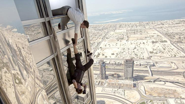Mission Impossible Ghost Protocol 2011 Paramount Pictures Tom Cruise