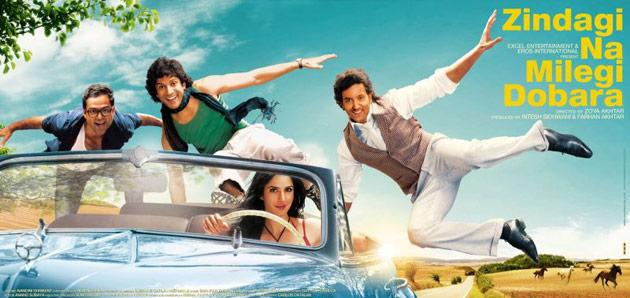 On the road with Bollywood