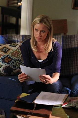 Jessy Schram in ABC's 'Last Resort' -- ABC