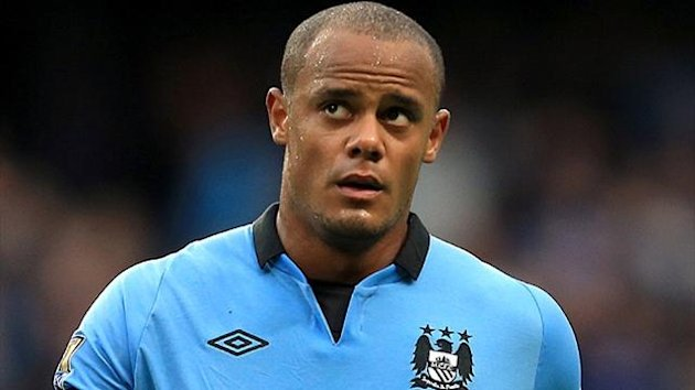 Vincent Kompany (PA Photos)