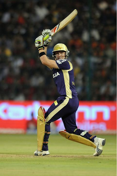 Royal Challengers Bangalore vs Kolkata Knight Riders - IPL