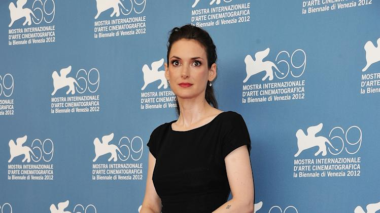 """The Iceman"" Photocall - The 69th Venice Film Festival"