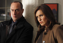 Christopher Meloni, Mariska Hargitay | Photo Credits: Will Hart/NBC