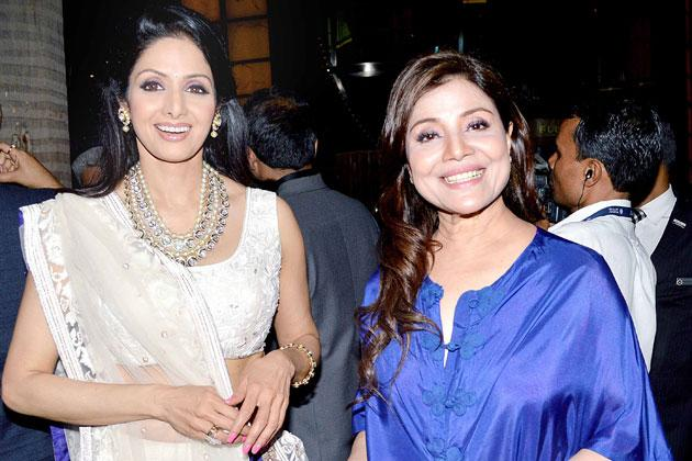 Sahara Sri's celebratory bash for Sridevi