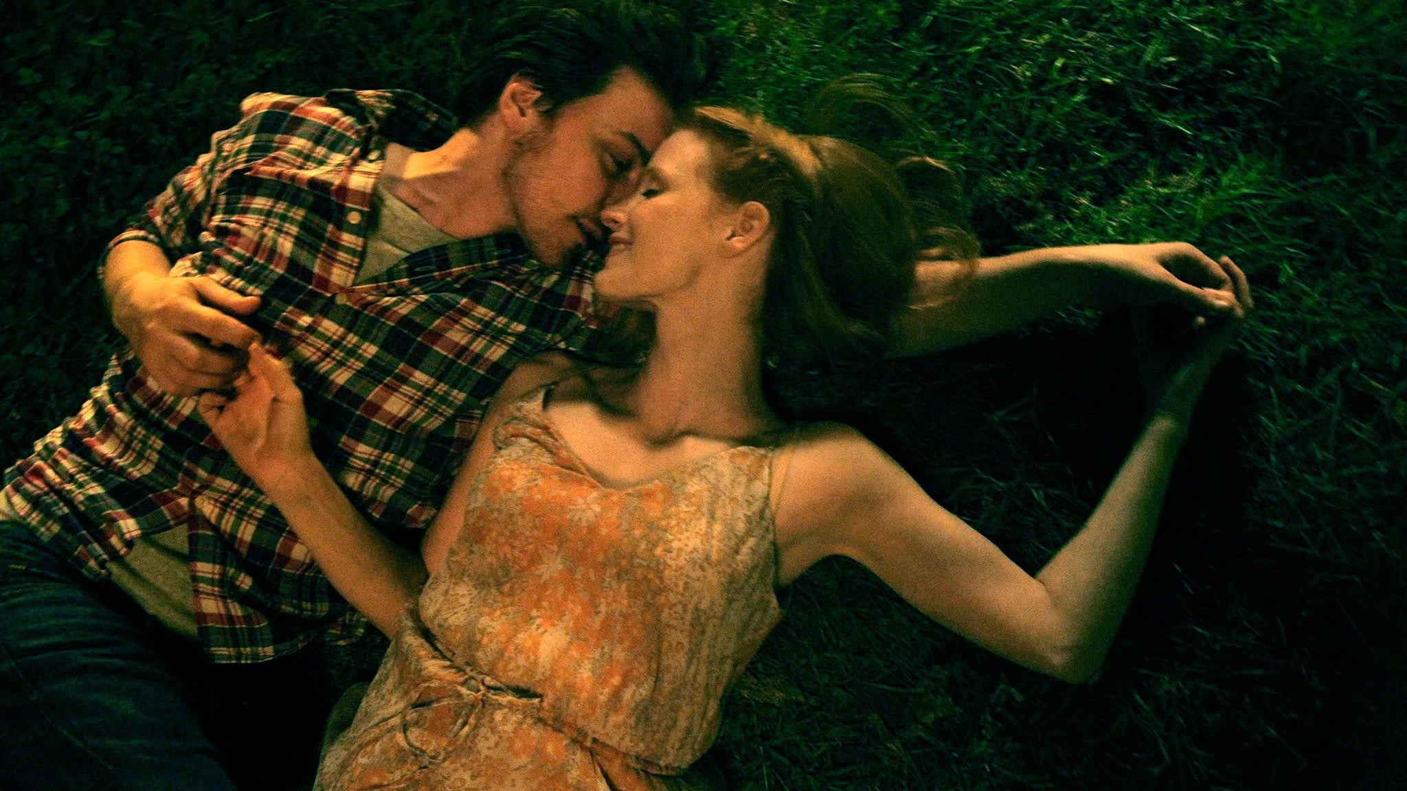James McAvoy and Jessica Chastain star in The Disappearance of Eleanor Rigby