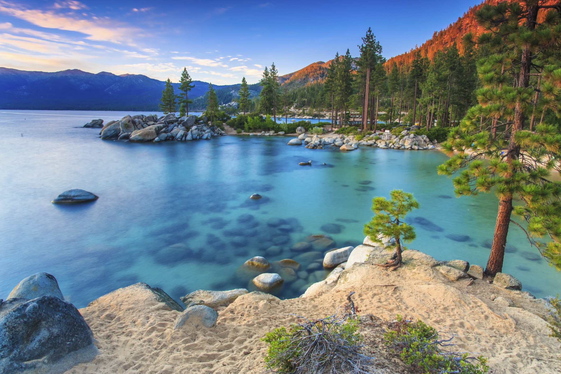Lake Vacations In The U.S. That Have Everyone Reaching For
