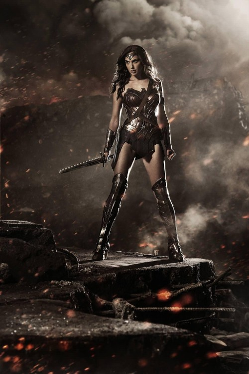 Comic-Con: First Wonder Woman Photo Revealed