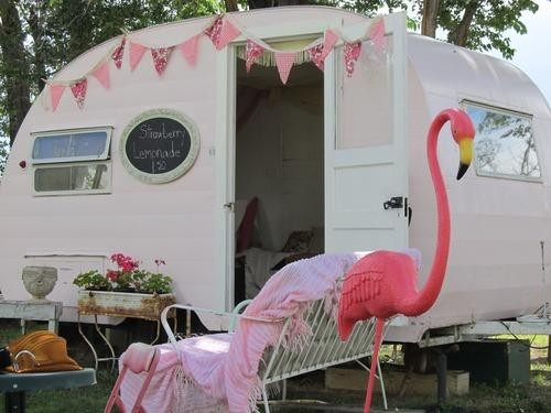 Let S Go Camping In A Teeny Weeny Trailer