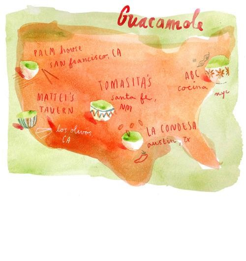 The Five Best Guacamoles in the United States — Plus Recipes!