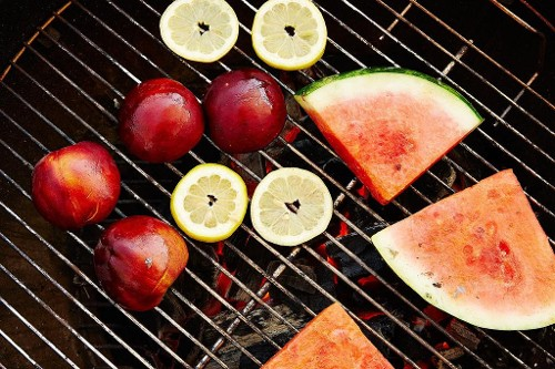 How to Grill Fruit