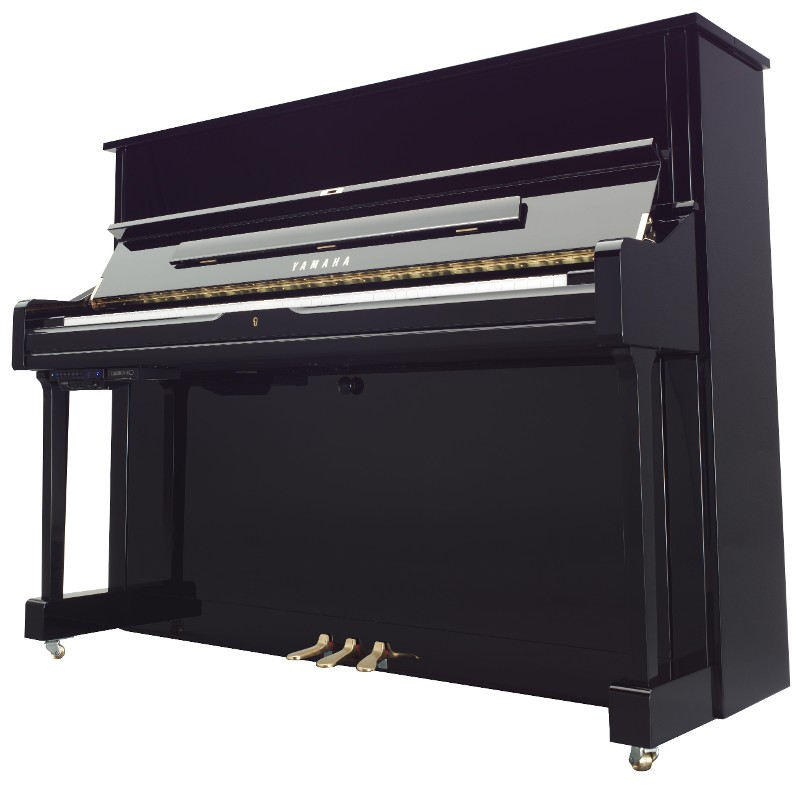 Review: Yamaha's Genetic Experiment Splices Digital Grand Piano Onto an ...