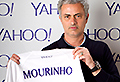 Mourinho joins Yahoo as Global Football Ambassador