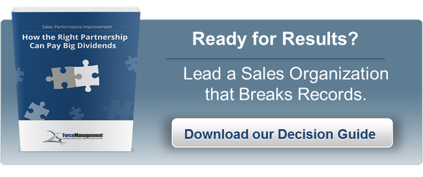 Drive Successful Sales Transformations with our Decision Guide