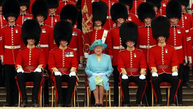 ABCs of AdWords Queen's royal guard