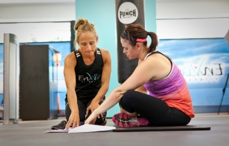Just 35, She's Already Been a Principal in 3 Successful Fitness Franchises