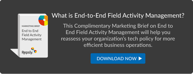 End-to-End Field Activity Management