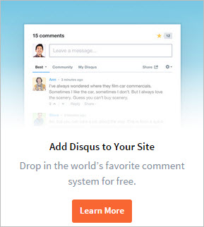 Stop comment spam with Disqus - Business Blogging Tool