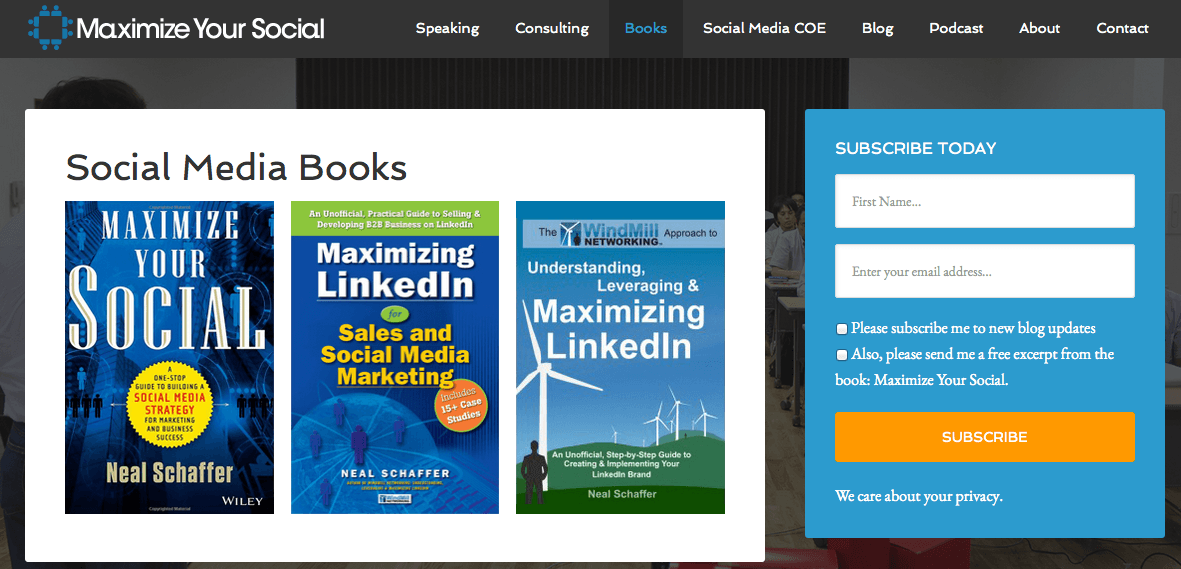 Maximize Your Social Books: Tips to Generate More Sales with Your Blogging