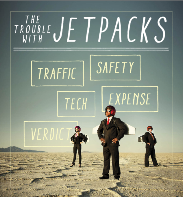 HP Jetpacks Microsite