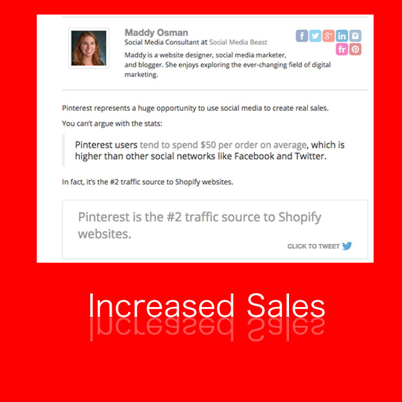 Pinterest Drives Sales to Shopping Networks, Like Etsy and Shopify