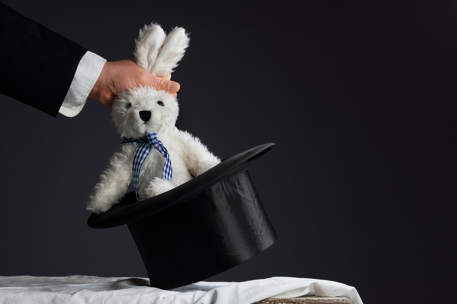 Rabbit out of a hat - tricks to drive traffic to your blog