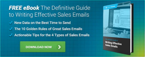 The 10 Golden Rules of Effective Sales Emails