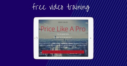 Price Like A Pro Registration Blog