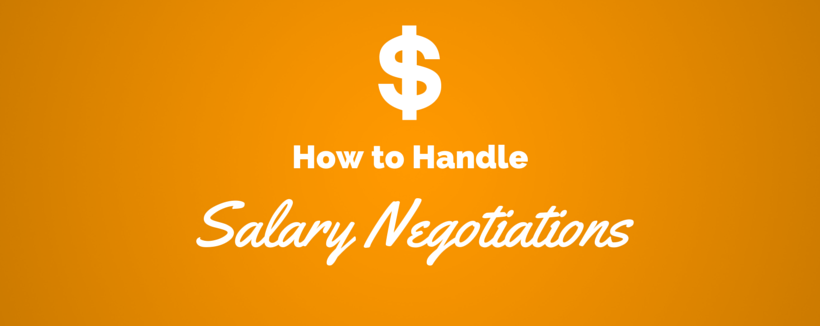 Yes You Can...Negotiate a Better Salary