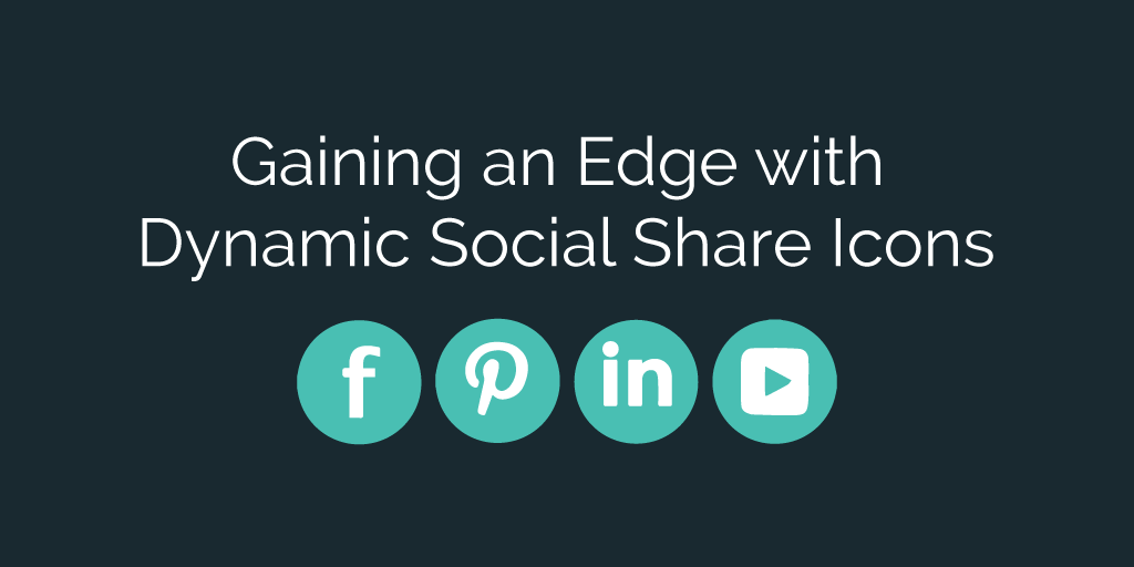 Dynamic Social Share Icons