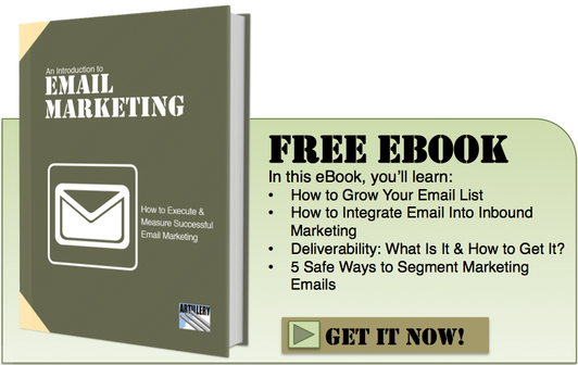 Intro Email Marketing eBook