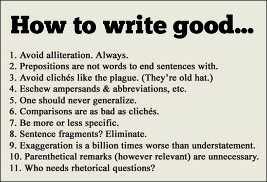 writing-good