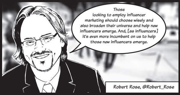 Are Influencers Tired Of Influencer Marketing? image robertrose.jpg