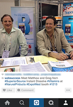 Using Instagram to Market Your Brand at Your Next Trade Show