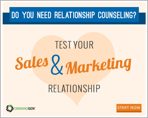 How's Your Sales-Marketing Relationship?