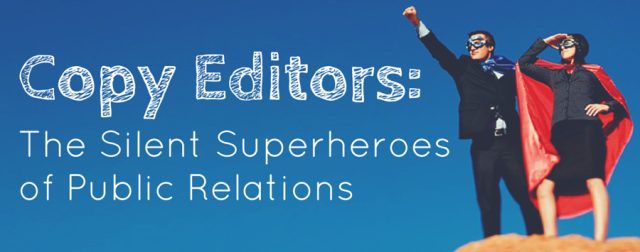 5 Super Powers of a Good Copy Editor