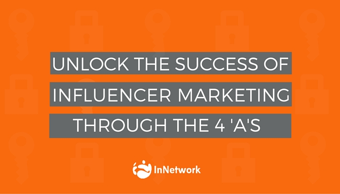 influencer marketing 4as