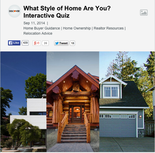 What Style of Home Are You?