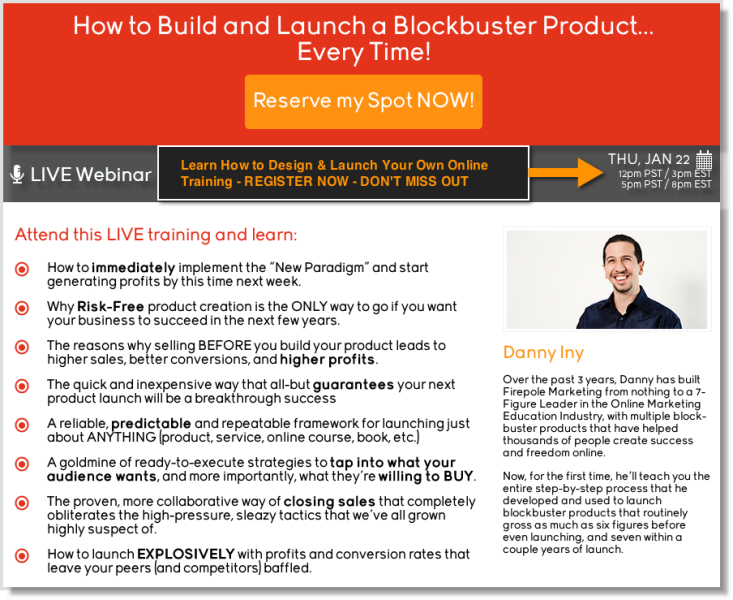How To Design and Launch Online Training
