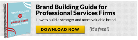 Free Brand Building Guide for Professional Services